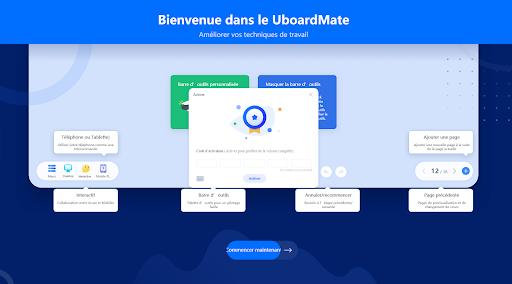 page d'accueil de ubm cc